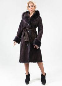 krásné kabáty z ovčí kůže 5
