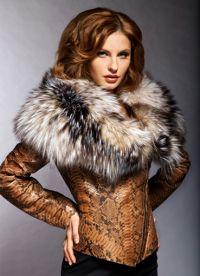 krásné kabáty z ovčí kůže 6