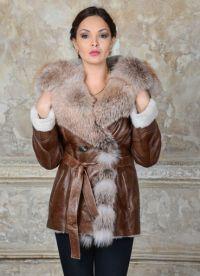 krásné kabáty z ovčí kůže 7
