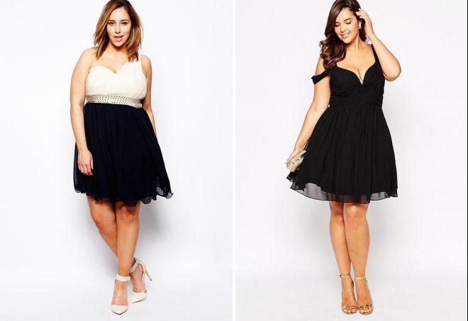 очень красивое короткое платье