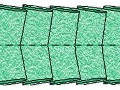 na rohovou pohovku šijte přikrývku 6