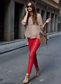 Bež barva v oblačilih 9