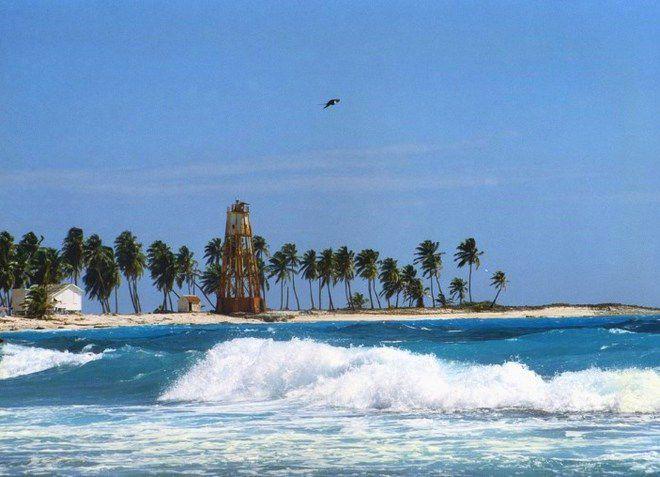 Остров Хаф Мун Кин