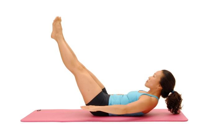 ćwiczenia brzucha po porodzie 4