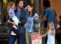 У Бена имеется трое детей от Дженнифер