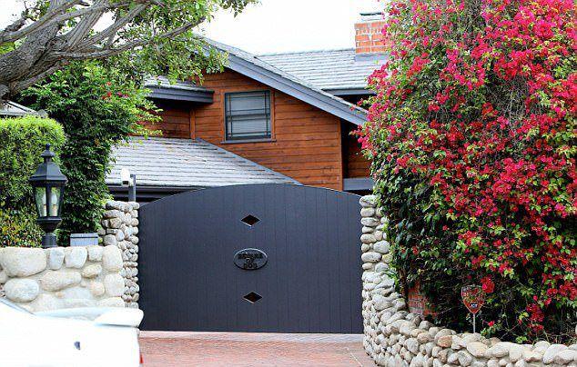 Дом Бена Аффлека в Лос-Анджелесе
