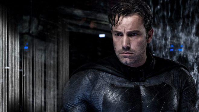 Кадр из супергеройского фильма