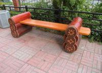 Lavice z dřeva1