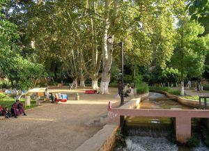 Центральный парк Бени-Беллаля
