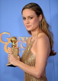 актриса также стала обладательницей Золотого глобуса-2016