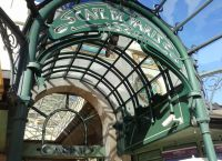 Ресторан Le Café de Paris вывеска