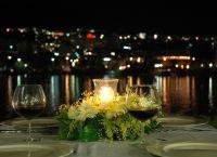 Ресторан Baccarat - ужин на террасе