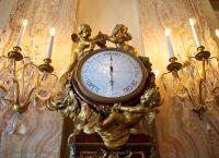Ресторан Louis XV (Людовик XV) оформление