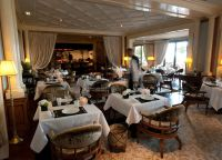 Ресторан Joel Robushon Monte-Carlo изнутри