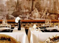 Ресторан Joel Robushon Monte-Carlo оформление