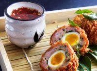 Ding-Dong вьетнамско-шотландские яйца