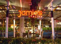 Jamie's Italian внешний вид ресторана