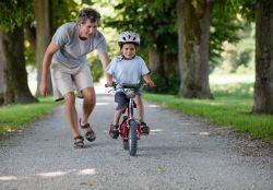 како научити дјетету да вози бицикл