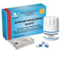 bifidumbacterin do utraty wagi