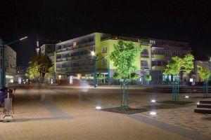 Боснанская улица ночного Бихача