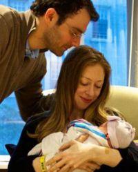 У пары уже есть дочь Шарлотта