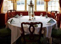 Hovborg Kro Restaurant столики