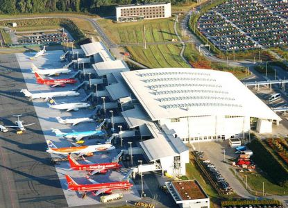 Аэропорт Биллунда