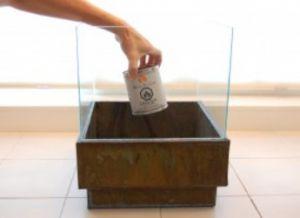 biokominki na mieszkanie własnymi rękami 8