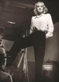 Životopis Marlene Dietrichová 5