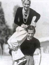 Коко Шанель и Артур Капел