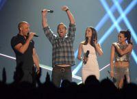 Пол Уокер на награждении MTV Movie Awards, 2013
