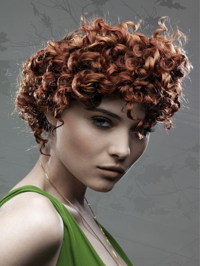 биозавивка на короткие волосы