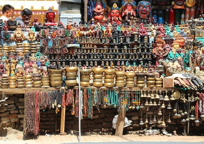Сувениры из Биратнагара