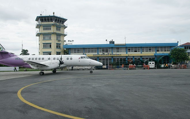 Аэропорт Биратнагара