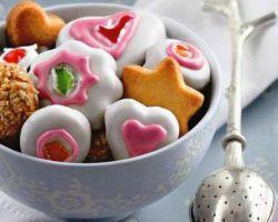 jak ozdobić ciasteczka lukrem