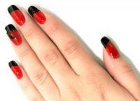 czarny manicure4