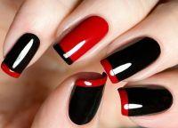 czarny manicure7