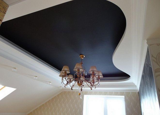 черен таван 2
