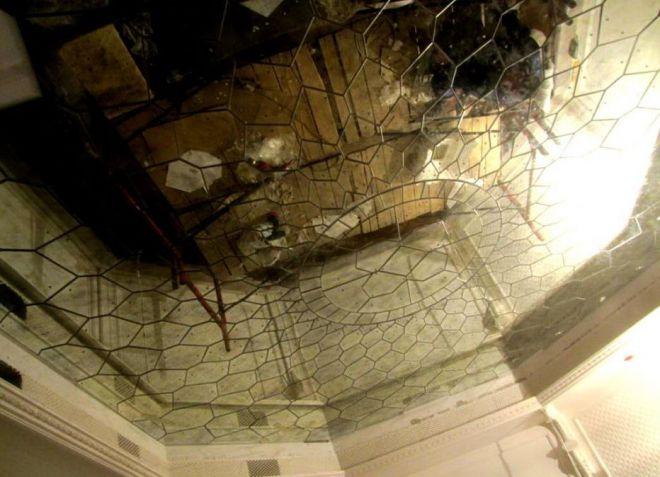 черен таван 9