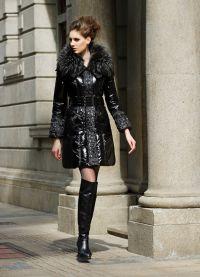 Черно сако 4