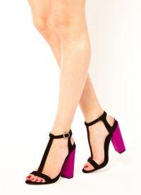 crne sandale s debelim potpeticama5