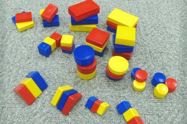 własne bloki gienesha 7