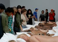 Выставка восковых кукол вызвала большой интерес