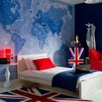 spavaća soba u plavoj boji 4