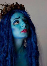 niebieska peruka 14