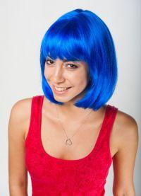 niebieska peruka 1