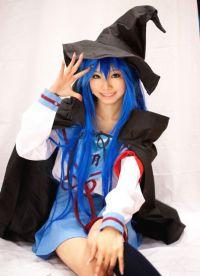 niebieska peruka 21