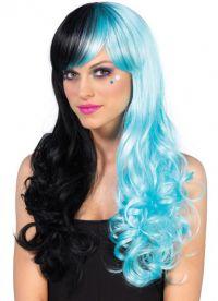 niebieska peruka 6