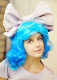niebieska peruka 7