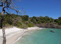 Пляжи острова Бока-Чика
